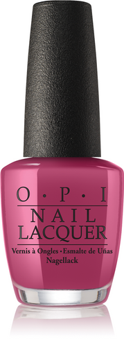 OPI Lacquer - #NLI64 - AURORA BERRY-ALIS - Iceland Collection .5 oz