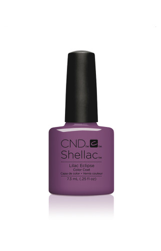 CND SHELLAC UV Color Coat - #91590 LILAC ECLIPSE - Nightspell Collection .25 oz
