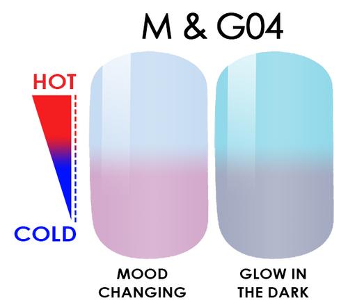 WaveGel MOOD Glow in the Dark - #M&G04