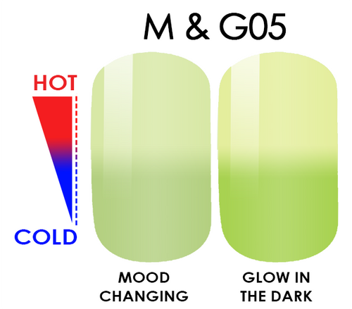 WaveGel MOOD Glow in the Dark - #M&G05