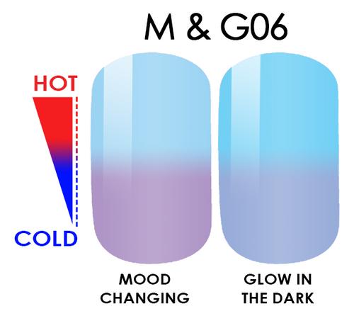 WaveGel MOOD Glow in the Dark - #M&G06
