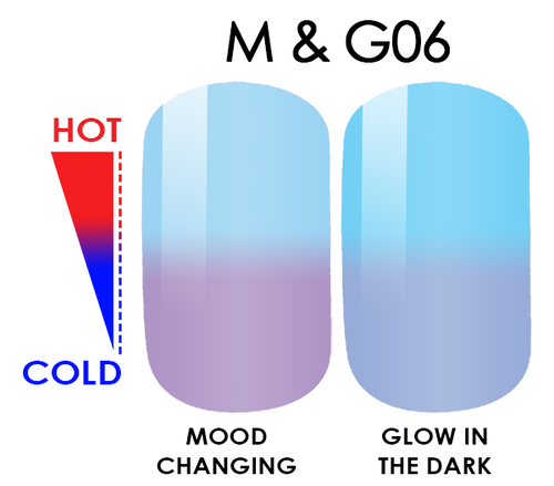 WaveGel MOOD Glow in the Dark - #M&G06