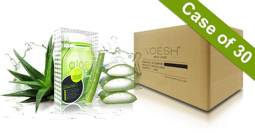 Voesh Case/30pks - Pedi in a Box - 6 Step Ultimate - Aloe Vera (VPC607ALO)
