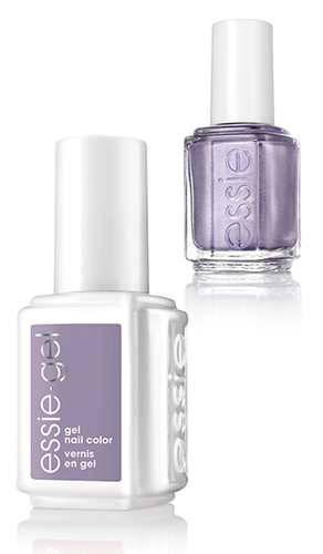 Essie Gel + Lacquer - #1080G #1080 Girly Grunge - Fall 2017 Collection