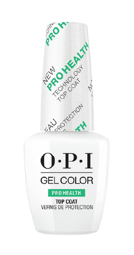 OPI GelColor - PROHEALTH TOP COAT .5oz
