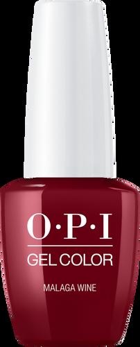OPI GelColor - #GCL87A - MALAGA WINE .5oz