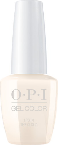 OPI GelColor - #GCT71A - IT'S IN THE CLOUD .5oz