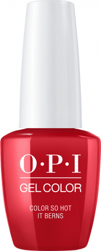 OPI GelColor - #GCZ13A - SO HOT IT BERNS .5oz