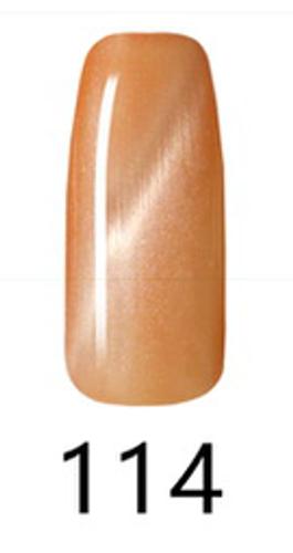 NICo Cateye 3D Gel Polish 0.5 oz - Color #114