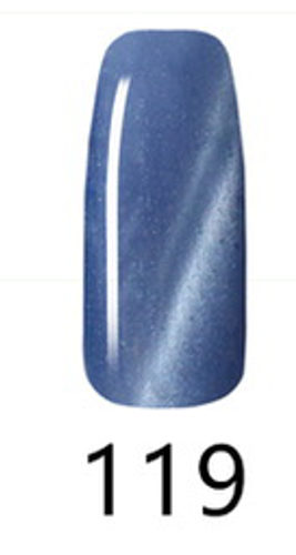 NICo Cateye 3D Gel Polish 0.5 oz - Color #119