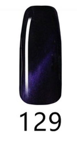 NICo Cateye 3D Gel Polish 0.5 oz - Color #129
