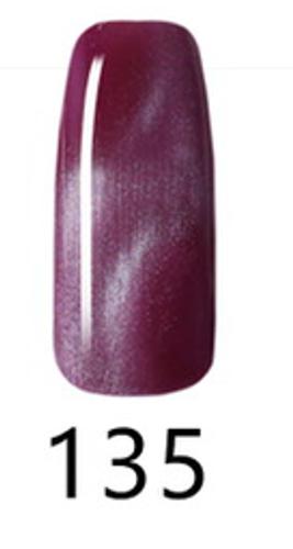 NICo Cateye 3D Gel Polish 0.5 oz - Color #135