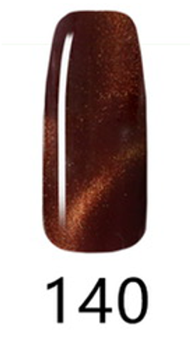 NICo Cateye 3D Gel Polish 0.5 oz - Color #140