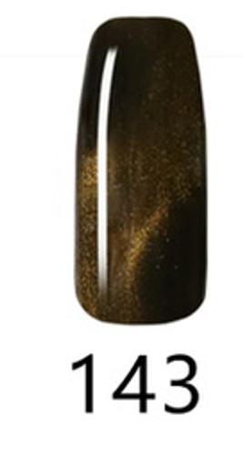 NICo Cateye 3D Gel Polish 0.5 oz - Color #143