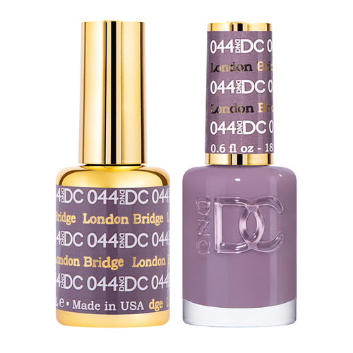 DND DC Duo Gel - #044  LONDON BRIDGE