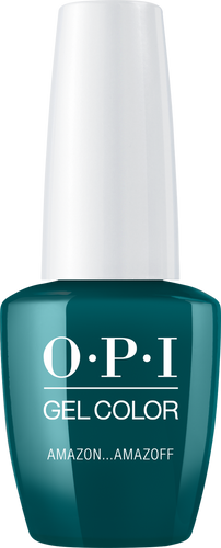 OPI GelColor - #GCA64A - AMAZON...AMAZOFF .5oz