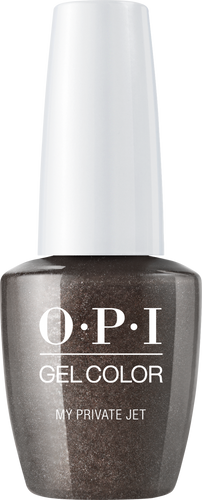 OPI GelColor - #GCB59A - MY PRIVATE JET .5oz