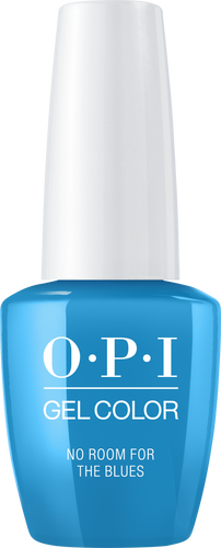 OPI GelColor - #GCB83A - NO ROOM FOR THE BLUES .5oz