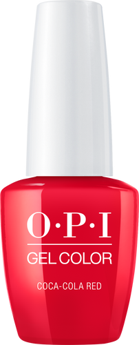 OPI GelColor - #GCC13A - COCA-COLA RED .5oz