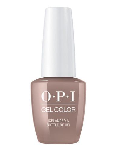 OPI GelColor - #GCI53 - ICELANDED A BOTTLE OF OPI .5oz