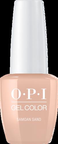 OPI GelColor - #GCP61A - SAMOAN SAND .5oz