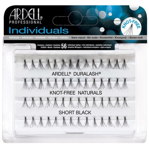 Ardell Duralash Naturals - Knot Free Flares - Short Black (#65050)