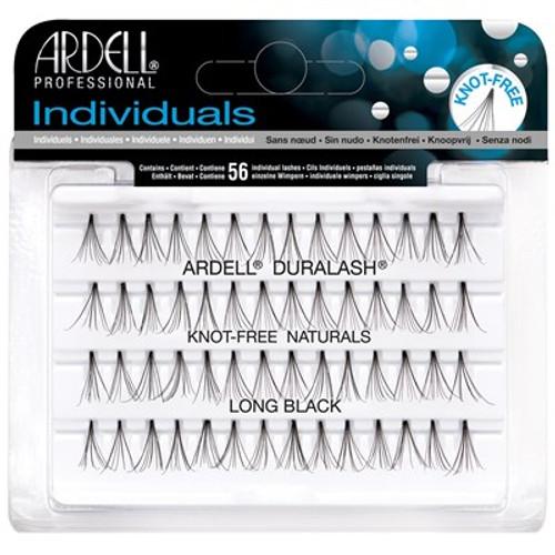 Ardell Duralash Naturals - Knot Free Flares - Long Black (#65054)