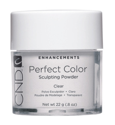 CND Perfect Color Sculpting Powder - Clear 0.8oz