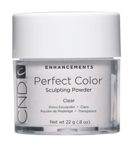 CND Perfect Color Sculpting Powder - Clear 0.8oz