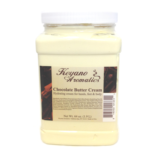 Keyano Manicure & Pedicure - Chocolate Butter Cream 64 oz