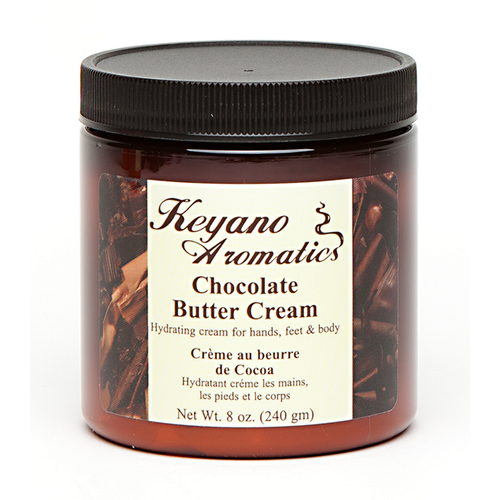 Keyano Manicure & Pedicure - Chocolate Butter Cream 8 oz