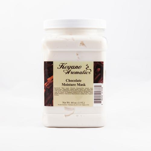 Keyano Manicure & Pedicure - Chocolate Moisture Mask 64 oz