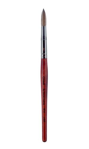 Chisel Acrylic Brush Size #14