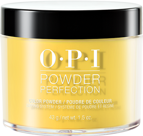 25% OFF - OPI Dipping Color Powders - #DPF91 Exotic Birds Do Not Tweet 1.5 oz