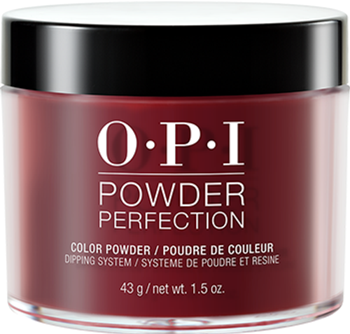 20% OFF - OPI Dipping Color Powders - #DPW52 Got the Blues For Red 1.5 oz
