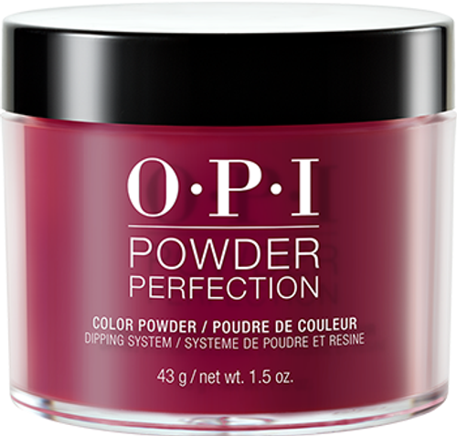25% OFF - OPI Dipping Color Powders - #DPB78 Miami Beet 1.5 oz