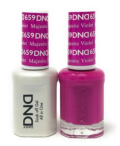 DND Duo Gel - G659 Majestic Violet
