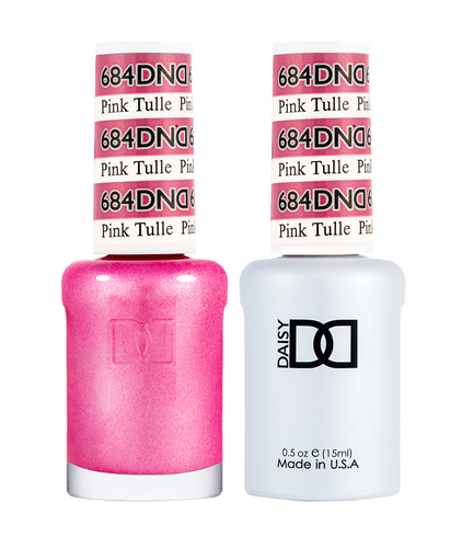 DND Duo Gel - G684 Pink Tulle