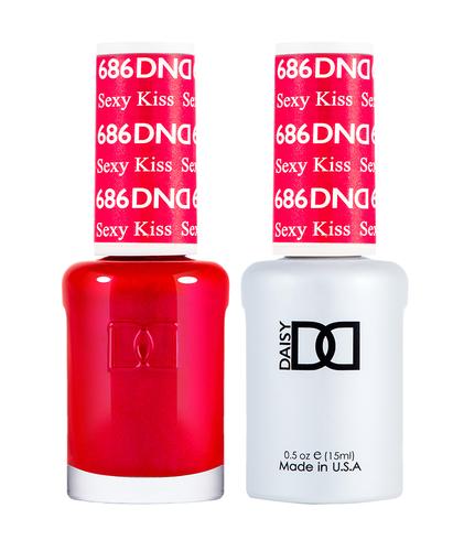 DND Duo Gel - #686 Sexy Kiss