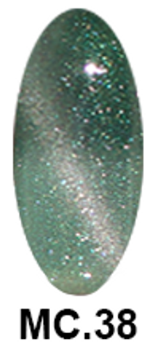 NICo Cateye 3D Gel Polish 0.5 oz - MOOD CHANGING - Color #MC.38