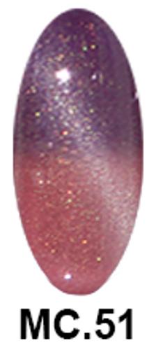 NICo Cateye 3D Gel Polish 0.5 oz - MOOD CHANGING - Color #MC.51