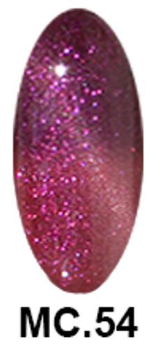 NICo Cateye 3D Gel Polish 0.5 oz - MOOD CHANGING - Color #MC.54