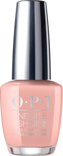 OPI Infinite Shine - #ISLP36 - Machu Peach-u - Peru Collection .5 oz