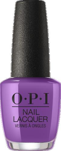 OPI Lacquer - #NLP35 Grandma Kissed a Gaucho - Peru Collection .5 oz