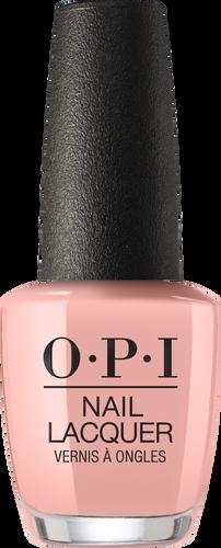 OPI Lacquer - #NLP36 Machu Peach-u - Peru Collection .5 oz
