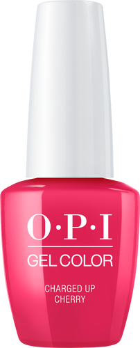 OPI GelColor - #GCB35 Charged Up Cherry .5 oz