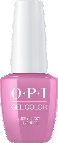 OPI GelColor - #GCH48 Lucky Lucky Lavender .5 oz