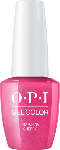 OPI GelColor - #GCV12 Cha-Ching Cherry .5 oz