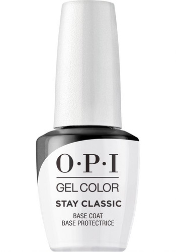 OPI GelColor - #GC001 - Stay Classic Base Coat .5 oz