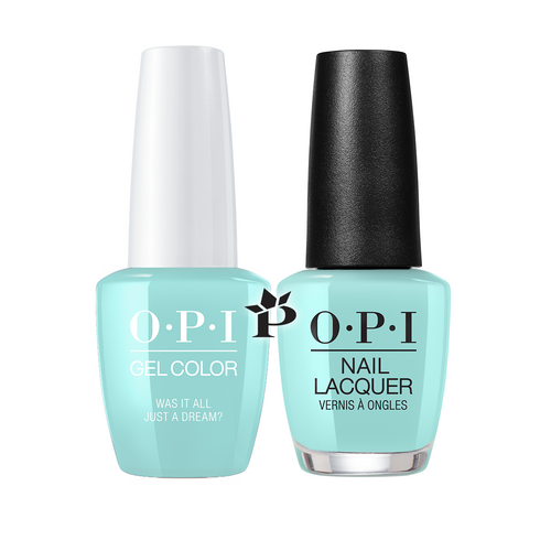 OPI Duo - GCG44 + NLG44 - WAS IT ALL JUST A DREAM? .5 oz